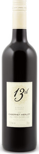 13th Street Cabernet/Merlot 2012, VQA Creek Shores, Niagara Peninsula Bottle