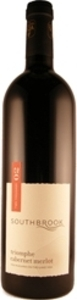 Southbrook Triomphe Cabernet Merlot 2001, Niagara  On The Lake Bottle