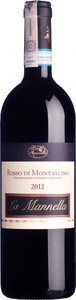 La Mannella Rosso Di Montalcino 2012, Doc Rosso Di Montalcino Bottle