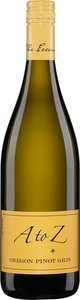 A To Z Oregon Pinot Gris 2013 Bottle