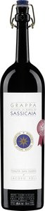 Grappa Barili Di Sassicaia Tenuta San Guido & Jacopo Poli 2008 (500ml) Bottle