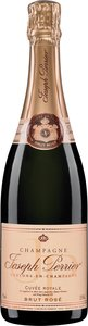 Joseph Perrier Cuvée Royale Brut Rosé Bottle