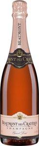 Beaumont Des Crayères Grand Rosé, Champagne Bottle