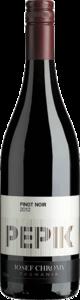 Josef Chromy Pepik Pinot Noir 2012, Tasmania Bottle