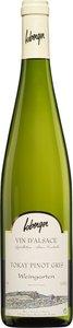 Domaine J. Loberger Pinot Gris Weingarten 2012 Bottle