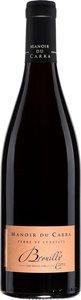 Manoir Du Carra Terre De Combiaty Brouilly 2013 Bottle