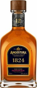 Angostura 1824 Aged 12 Years Rum, Trinidad Bottle