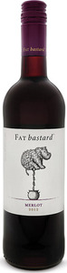 Fat Bastard Merlot 2012, Vin De Pays D'oc Bottle