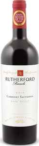 Rutherford Ranch Cabernet Sauvignon 2012, Napa Valley Bottle
