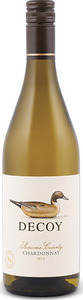Decoy Chardonnay 2013, Sonoma County Bottle