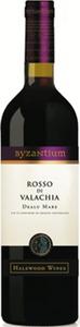 Byzantium Rosso Di Valachia 2013, Dealu Mare Bottle