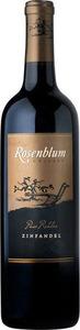 Rosenblum Zinfandel 2011, Paso Robles Bottle