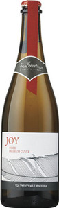Featherstone Joy Premium Cuvée Sparkling Wine 2010, VQA Twenty Mile Bench, Niagara Peninsula Bottle