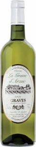 Château La Grave D'arzac Blanc 2013, Ac Graves Bottle