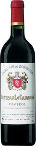 Château La Cabanne 2003, Ac Pomerol Bottle