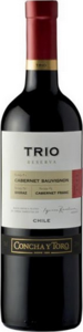 Concha Y Toro Trio Reserva 2012, Maipo Valley Bottle
