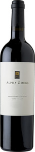 Alpha Omega Proprietary Red 2010, Napa Valley Bottle