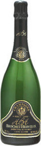 Brochet Hervieux Champagne 1er Cru 1999, Ac Bottle