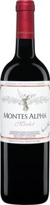 Montes Alpha Merlot 2011 Bottle