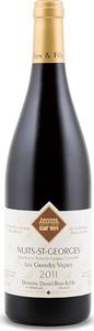 Daniel Rion & Fils Nuits St Georges Les Grandes Vignes 2011 Bottle