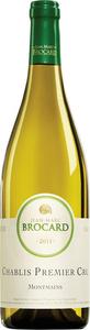 Jean Marc Brocard Montmains Chablis 1er Cru 2012, Ac Bottle
