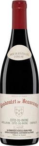 Coudoulet De Beaucastel Côtes Du Rhône 2011 Bottle