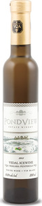 Pondview Vidal Icewine 2013, VQA Niagara Peninsula (200ml) Bottle