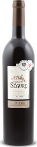 Château De Ségure Fitou 2012, élevé En Fût De Chêne, Ap Bottle