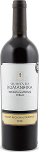 Quinta Da Romaneira Touriga Nacional/Syrah 2010, Vinho Regional Duriense Bottle