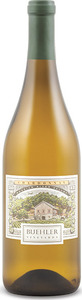 Buehler Chardonnay 2012, Russian River Valley, Sonoma County Bottle