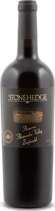 Stonehedge Reserve Zinfandel 2012, Alexander Valley, Sonoma County Bottle