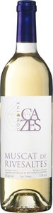 Domaine Cazes Muscat De Rivesaltes 2010 Bottle