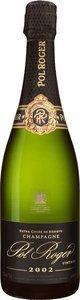 Pol Roger Brut Réserve Champagne Bottle