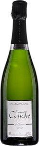 Champagne Vincent Couche Brut Millésime Bottle