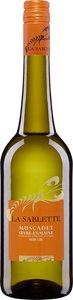 La Sablette Muscadet Sèvre Et Maine Sur Lie 2013 Bottle