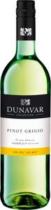 Dunavár Pinot Grigio 2012 Bottle