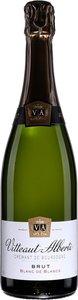 Vitteaut Alberti Blanc De Blancs Brut, Crémant De Bourgogne Bottle