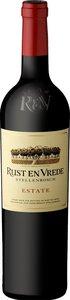 Rust En Vrede Estate 2009, Wo Stellenbosch Bottle