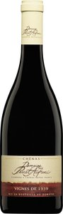 Domaine Pascal Aufranc Chénas 2012 Bottle