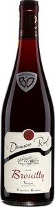 Domaine Ruet Voujon Brouilly 2012 Bottle