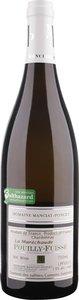 Domaine Manciat Poncet Pouilly Fuissé La Maréchaude Vieilles Vignes 2011 Bottle