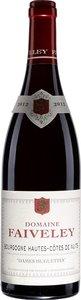 Domaine Faiveley Bourgogne Hautes Côtes De Nuits Dames Huguettes 2012 Bottle