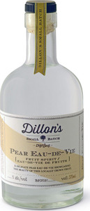 Dillon's Pear Eau De Vie (375ml) Bottle