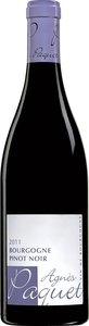 Domaine Agnès Paquet Bourgogne Pinot Noir 2013 Bottle