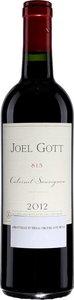 Joel Gott Cabernet Sauvignon 815 2012 Bottle