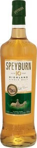 Speyburn 10 Year Old Highland Single Malt Scotch (700ml) Bottle