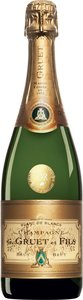 Champagne G. Gruet Et Fils Blanc De Blancs, Champagne Bottle