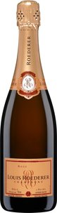 Louis Roederer Champagne Brut Rosé 2008, Ac Bottle