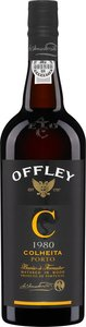 Offley Baron De Forrester Colheita Port 1988 Bottle