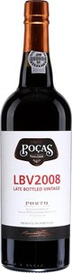 Poças Late Bottled Vintage 2008 Bottle